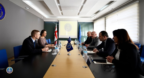 The Investigation Service of the Ministry of Finance hosted a delegation of the Financial Investigation Department of the State Control Committee of the Republic of Belarus